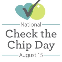 Check the Chip Day 2018